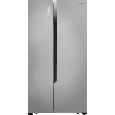 Save £100 at AO on Fridgemaster MS91518FFS American Fridge Freezer - Silver - A+ Rated