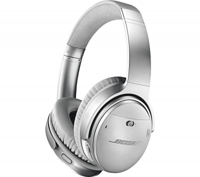 Save £56 at Currys on BOSE QuietComfort QC35 II Wireless Bluetooth Noise-Cancelling - Silver, Silver
