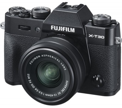 Save £230 at Currys on FUJIFILM X-T30 Mirrorless Camera with FUJINON XC 15-45 mm f/3.5-5.6 OIS PZ Lens