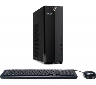 Save £50 at Currys on Acer XC-885 Intel® Core™ i5 Desktop PC - 1 TB HDD, Black, Black