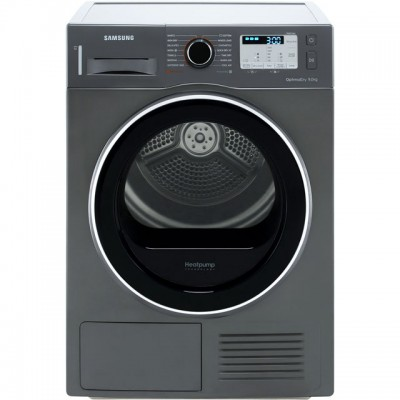 Save £80 at AO on Samsung DV90M5003QX 9Kg Heat Pump Tumble Dryer - Graphite - A++ Rated