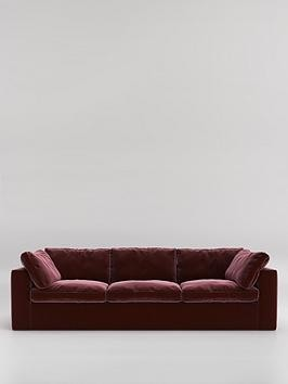 Save £340 at Very on Swoon Seattle Fabric 3 Seater Sofa