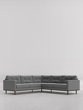 Save £480 at Very on Swoon Berlin Fabric Corner Sofa
