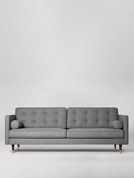Save £290 at Very on Swoon Porto Fabric 3 Seater Sofa
