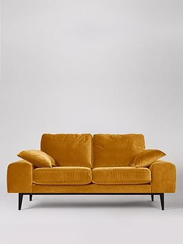 Save £260 at Very on Swoon Tulum Fabric 2 Seater Sofa