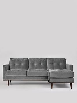 Save £360 at Very on Swoon Berlin Fabric Right Hand Corner Sofa