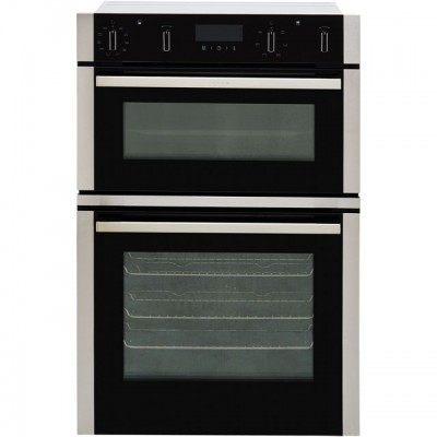 Save £249 at AO on NEFF N50 U2ACM7HN0B Built In Double Oven - Stainless Steel - A/B Rated