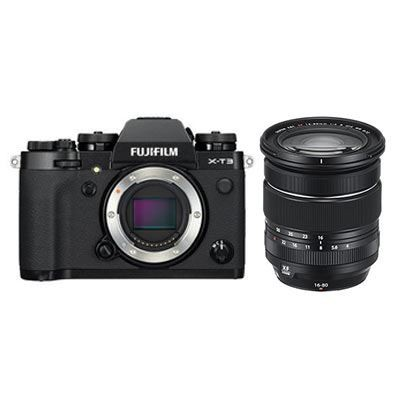 Save £250 at WEX Photo Video on Fujifilm X-T3 Digital Camera with XF 16-80mm Lens - Black