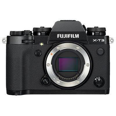 Save £165 at WEX Photo Video on Used Fujifilm X-T3 Digital Camera Body - Black
