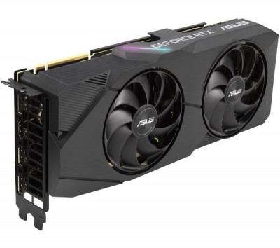 Save £60 at Currys on ASUS GeForce RTX 2070 Super 8 GB Dual Evo OC Edition Graphics Card