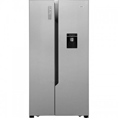 Save £81 at AO on Fridgemaster MS91515DFF American Fridge Freezer - Silver - A+ Rated