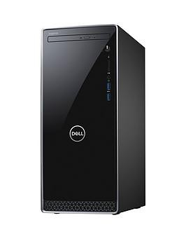 Save £50 at Very on Dell Inspiron 3000 Series, Intel Core I3-9100 Processor, 8Gb Ddr4 Ram, 1Tb Hard Drive, Desktop Pc - Black
