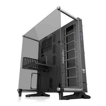 Save £20 at Scan on Core P5 TG Thermaltake Tempered Glass Open Frame Glass PC Gaming Case