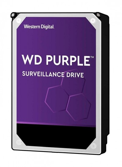 Save £20 at Ebuyer on WD HDD Purple 6TB 3.5 SATA 6Gbs 64MB