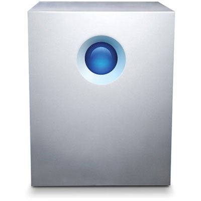 Save £250 at WEX Photo Video on LaCie 5big Thunderbolt 2 Hard Drive - 20TB