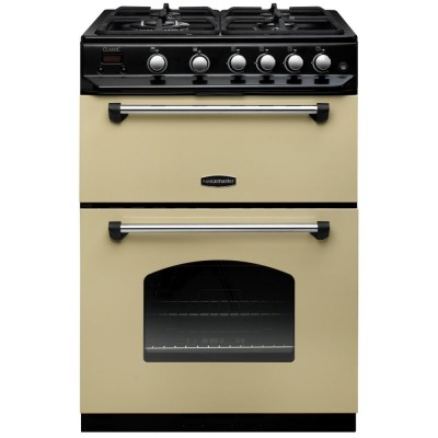 Save £159 at Appliance City on Rangemaster CLAS60NGFCR/C - EX DISPLAY Ex Display 10732 Classic 60cm Gas Cooker - CREAM
