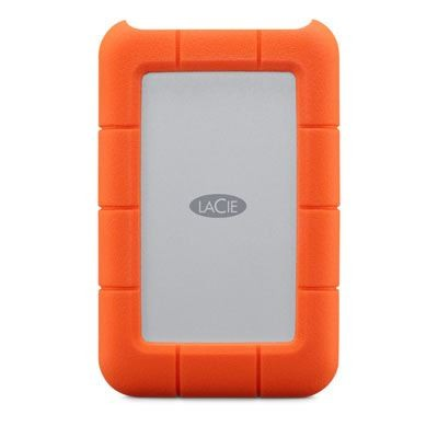 Save £20 at WEX Photo Video on LaCie Rugged USB-C Portable Hard Drive - 2TB