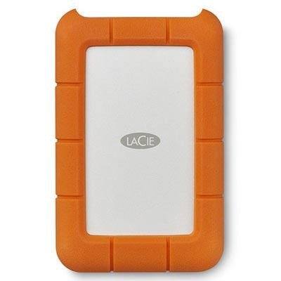 Save £40 at WEX Photo Video on LaCie 5TB Rugged USB 3.1 Type C
