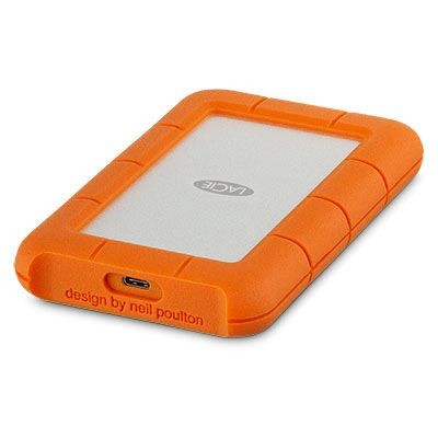 Save £50 at WEX Photo Video on LaCie Rugged RAID Pro USB-C - 4TB