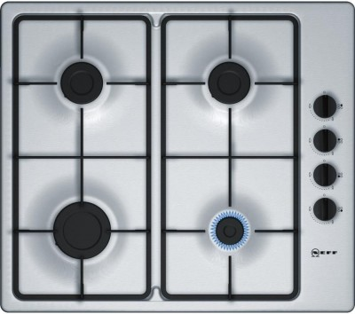 Save £50 at Currys on NEFF T26BR46N0 Gas Hob - Stainless Steel, Stainless Steel