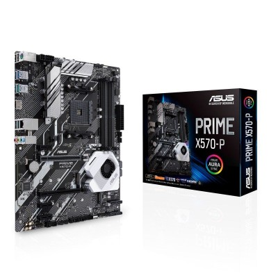 Save £33 at Ebuyer on Asus PRIME X570-P AM4 DDR4 ATX Motherboard