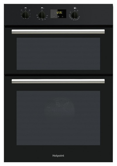 Save £60 at Argos on Hotpoint DD2540BL Built In Double Electric Oven - Black