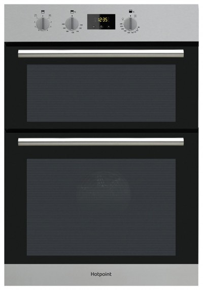 Save £60 at Argos on Hotpoint DD2540IX Built In Double Electric Oven - S/Steel