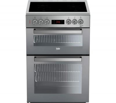 Save £71 at Currys on BEKO XDC663SM 60 cm Electric Cooker - Silver, Silver