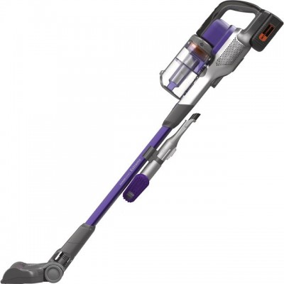 Save £50 at AO on Black + Decker 36v Extension Pet Stick BHFEV362DP-GB Cordless Vacuum Cleaner with up to 78 Minutes Run Time