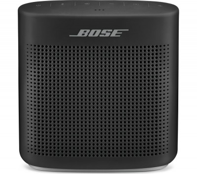Save £30 at Currys on BOSE Soundlink Color II Portable Bluetooth Wireless Speaker - Black, Black