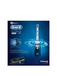 Save £201 at Very on Oral-B Genius Pro 9000 Electric Toothbrush - Black