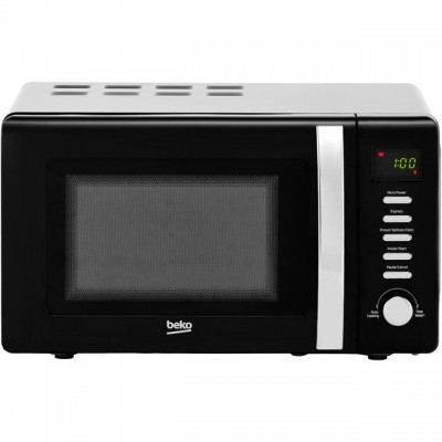 Save £11 at AO on Beko Retro MOC20200B 20 Litre Microwave - Black
