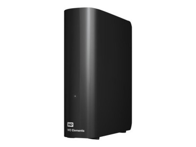 Save £43 at Ebuyer on WD Elements Desktop 4TB External HDD