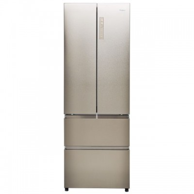Save £100 at AO on Haier HB20FPAAA American Fridge Freezer - Stainless Steel Effect - A++ Rated