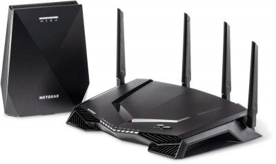 Save £90 at Ebuyer on Netgear XRM570 Nighthawk Pro Gaming WiFi Router and Mesh WiFi System with DumaOS