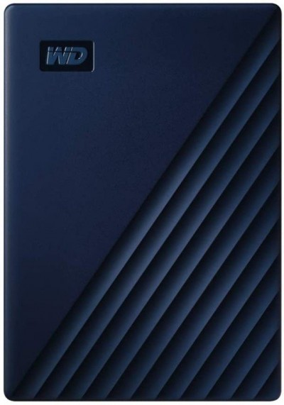 Save £33 at Ebuyer on WD 5 TB My Passport for Mac Portable Hard Drive - Blue