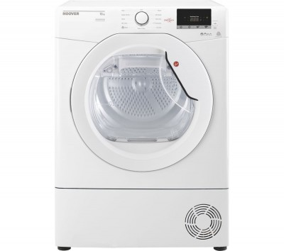 Save £50 at Currys on Hoover Tumble Dryer Dynamic Next DX C10DE Smart 10 kg Condenser - White, White