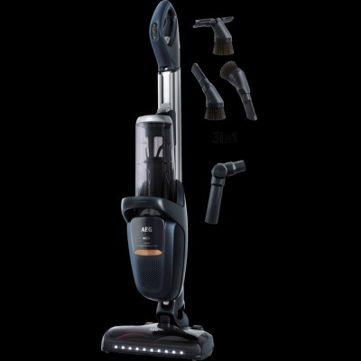 Save £50 at AO on AEG FX9 Ultimate Reach FX9-1-IBM Cordless Vacuum Cleaner with up to 60 Minutes Run Time