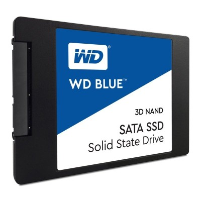 Save £48 at Ebuyer on WD Blue SSD 3D NAND 2TB 2.5 SATA