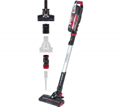 Save £20 at Currys on H-FREE 500 Home HF522BH Cordless Vacuum Cleaner - Red & Black, Red