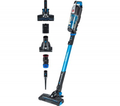Save £20 at Currys on H-FREE 500 Pets HF522UPT Cordless Vacuum Cleaner - Blue, Blue
