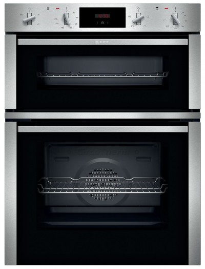 Save £351 at Argos on Neff U1CHC0AN0B Built In Double Electric Oven - S Steel