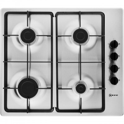 Save £40 at AO on NEFF N30 T26BR46N0 58cm Gas Hob - Stainless Steel