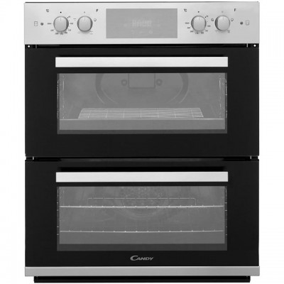 Save £40 at AO on Candy FC7D415X Built Under Double Oven - Stainless Steel - A/A Rated