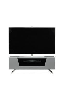 Save £20 at Very on Alphason Chromium Tv Stand - Fits Up To 46 Inch Tv - Grey