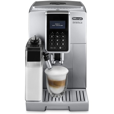 Save £60 at PRCDirect on Delonghi ECAM35075S Fully Automatic Bean to Cup Coffee Machine, Silver