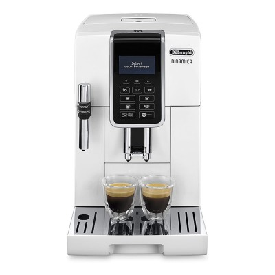 Save £51 at PRCDirect on Delonghi ECAM350.35W Fully Automatic Bean to Cup Coffee Machine, White
