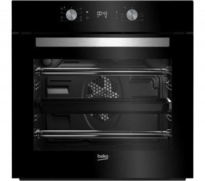 Save £60 at Currys on BEKO BIM14300BC Electric Single Oven - Black, Black
