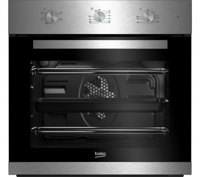 Save £40 at Currys on BEKO BIF22100X Electric Oven - Stainless Steel, Stainless Steel