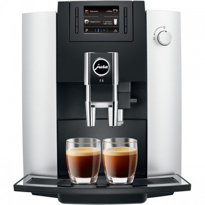 Save £112 at AO on Jura E6 Bean to Cup Coffee Machine - Platinum